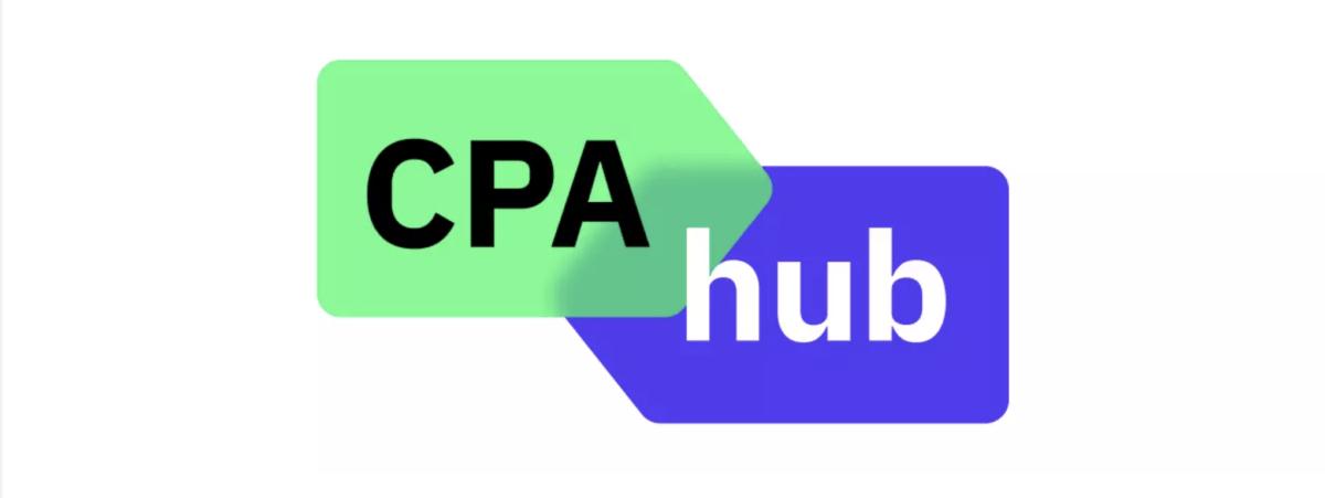 Обыграли его в стиле сайта с видеороликами категории 18+ CPA HUB - Веб студия дизайна Гуси Лебеди Москва