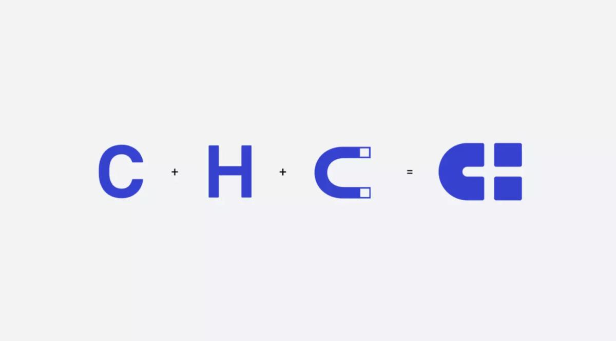 Уйти от буквосочетания СРАHUB в логотипе - Веб студия Гуси Лебеди г. Москва